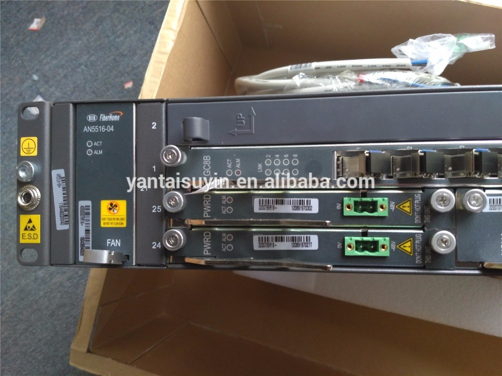 AN5516-04 for Fiberhome OLT equipment
