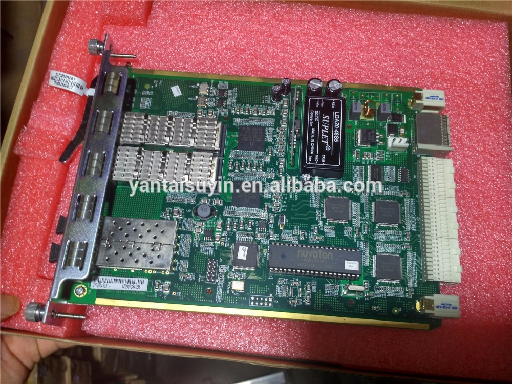 HU2A 2-port 10G uplink card for AN5516-01/06