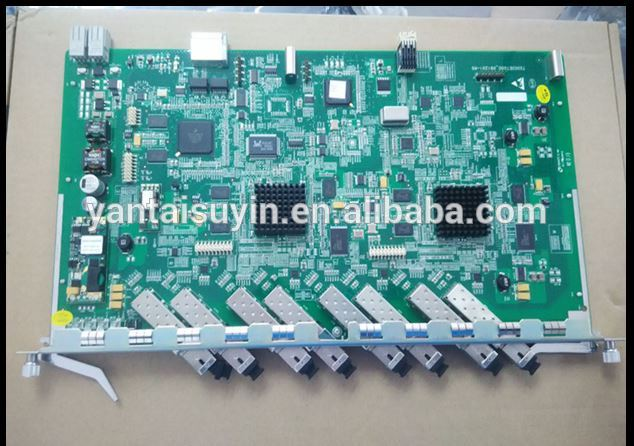 ETGOD 8 ports epon board for ZTE C300 C220
