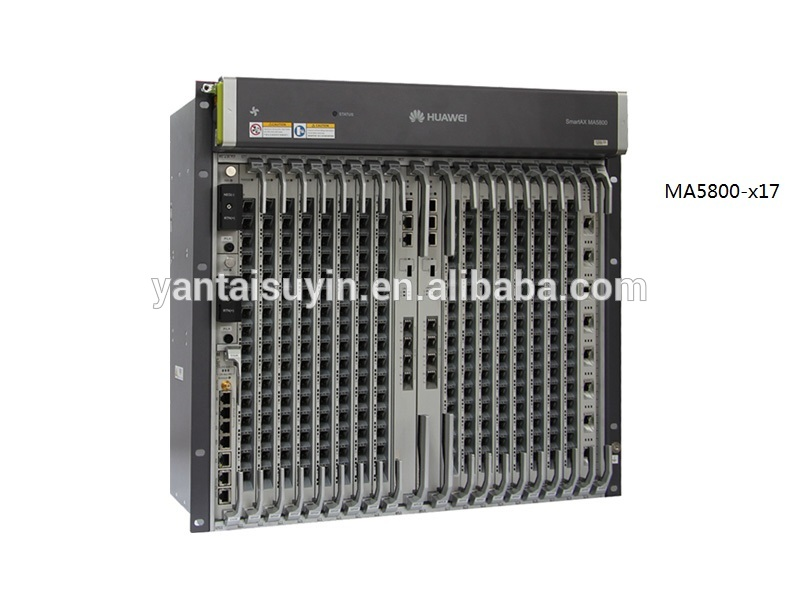 SmartAX MA5800 OLT Equipment MA5800-X15 MA5800-X2