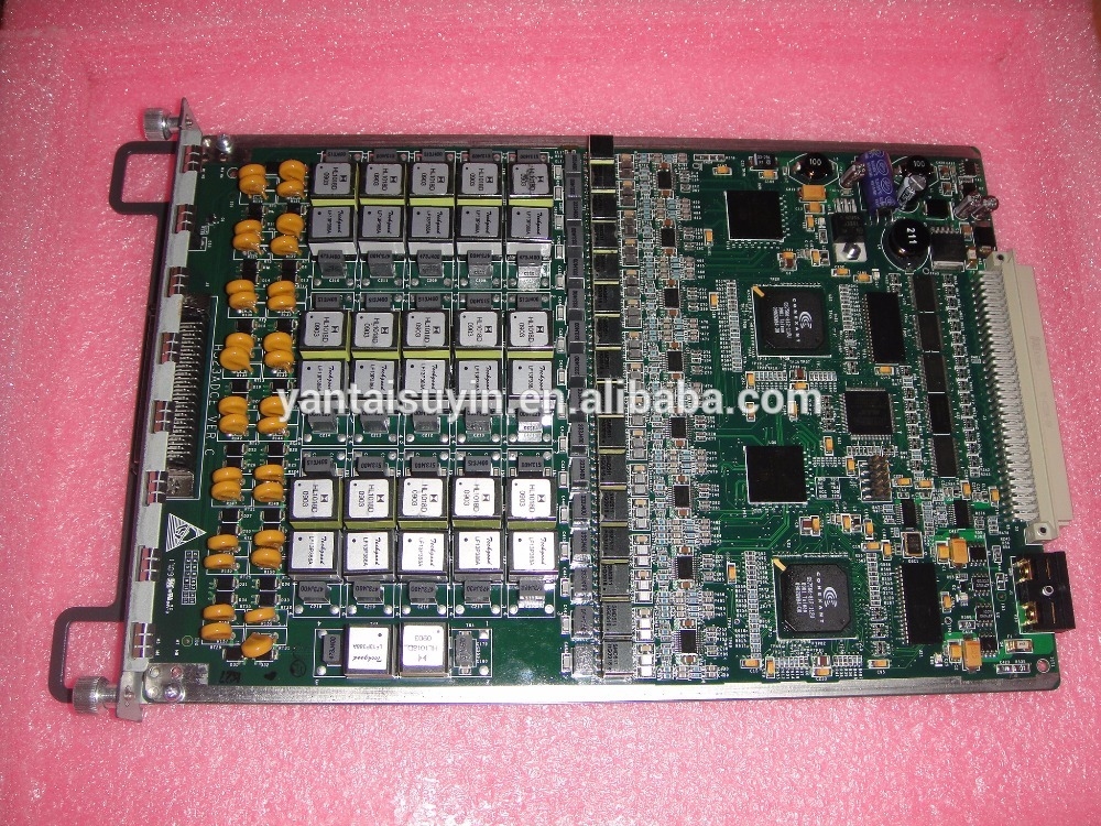 ADCE H515ADCE0 H513ADCE 16-channel ADSL2+ board for MA5100