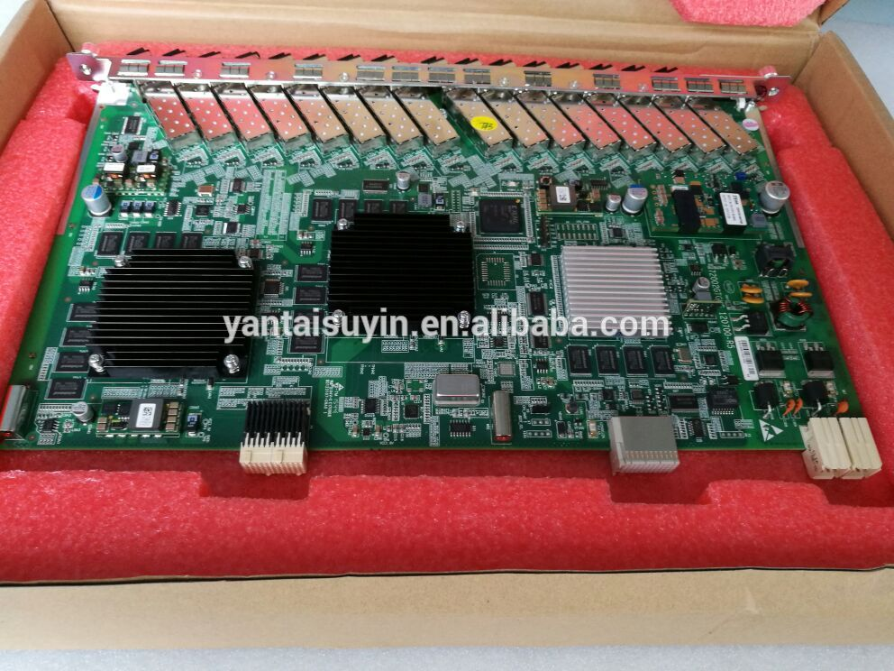 GTGH for ZTE ZXA10 C300 C320 16 ports GPON board