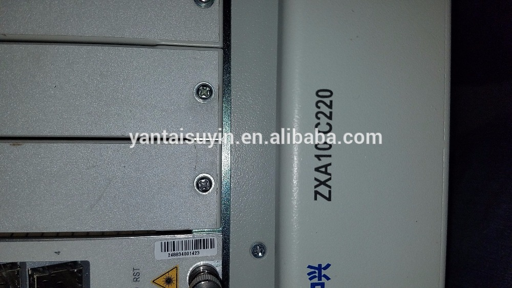 ZXA10 C220 for ZTE fiber access equipment