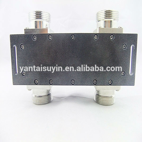 2 in 2 out wide band coupler DIN Connector 3dB Bridge coupler