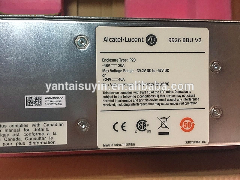 Alcatel 9926 BBU V2  3JR37526AAAF02