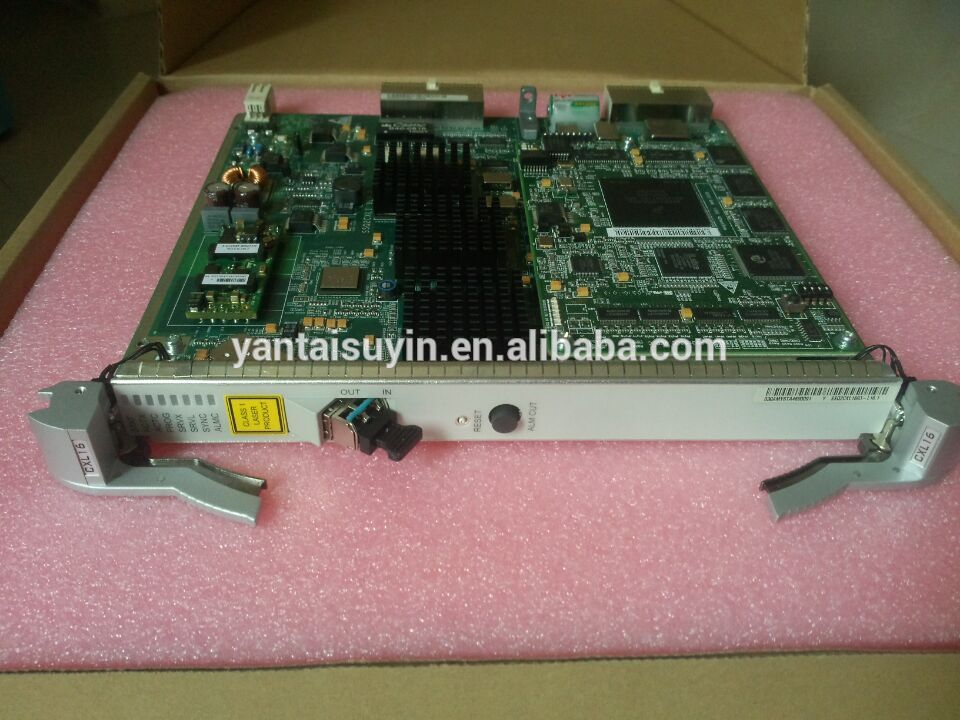 CXL16 for Huawei OSN2500 master cross optical interface board